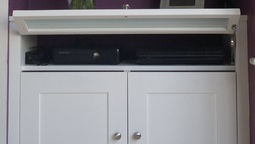 Fitted Alcove Cabinet